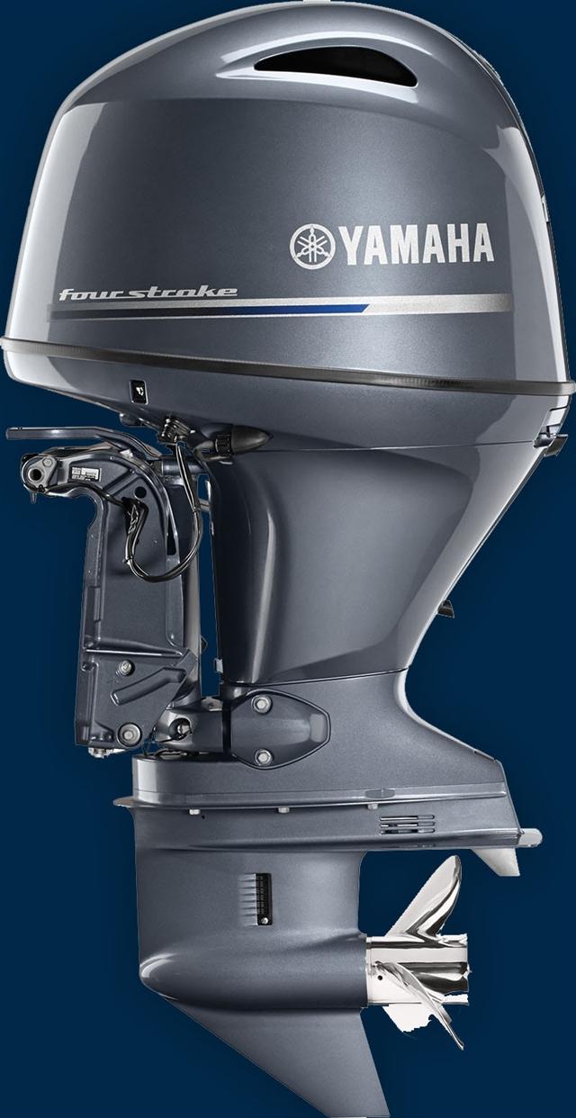 2019 Yamaha Outboard 115-30 hp 90 hp at Kodiak Powersports & Marine