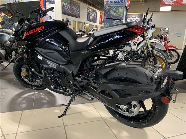 2020 Suzuki Katana 1000 at Star City Motor Sports