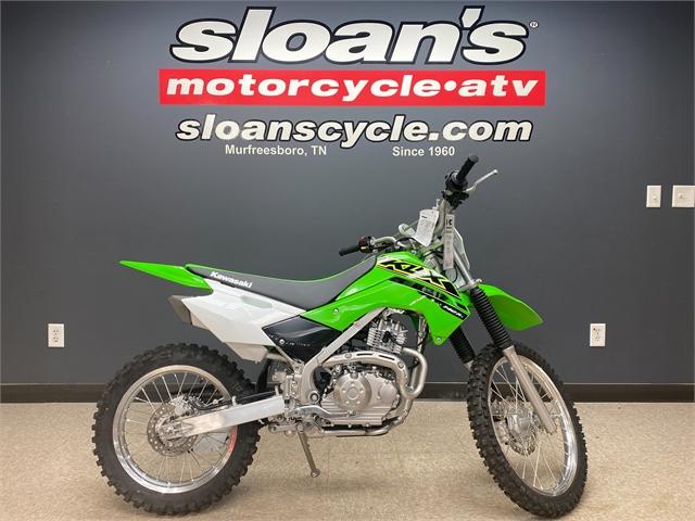 2022 Kawasaki KLX 140R L at Sloans Motorcycle ATV, Murfreesboro, TN, 37129