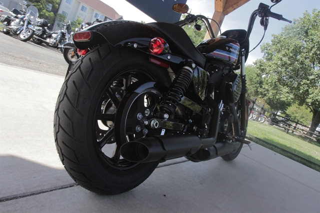 2020 Harley-Davidson Sportster Iron 1200 at Outlaw Harley-Davidson