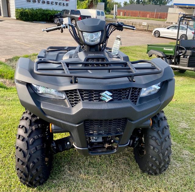 2020 SUZUKI LT-A500XL0 AXi Power Steering SE+ at Shreveport Cycles