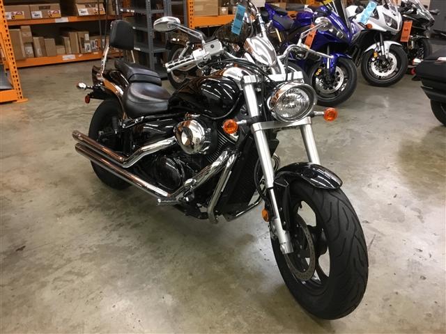 2005 Suzuki Boulevard M50 Black at Bud's Harley-Davidson, Evansville, IN 47715