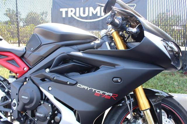 2015 Triumph Daytona 675R ABS at Tampa Triumph, Tampa, FL 33614