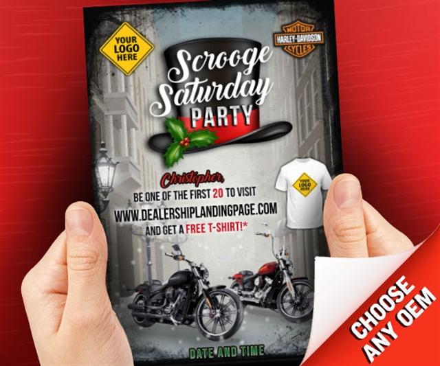 Scrooge Saturday Powersports at PSM Marketing - Peachtree City, GA 30269