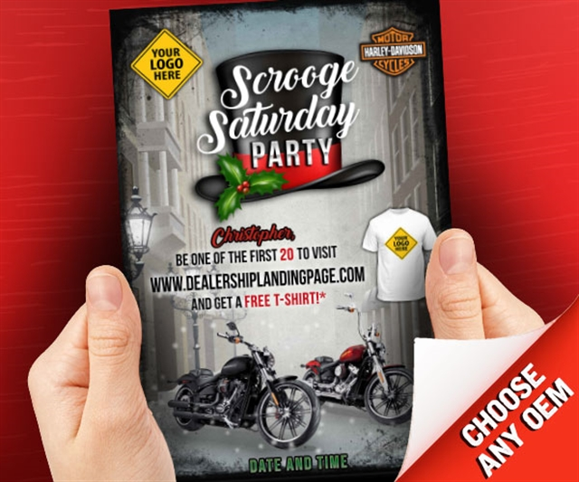 Scrooge Saturday Powersports at PSM Marketing - Peachtree City, GA 30269