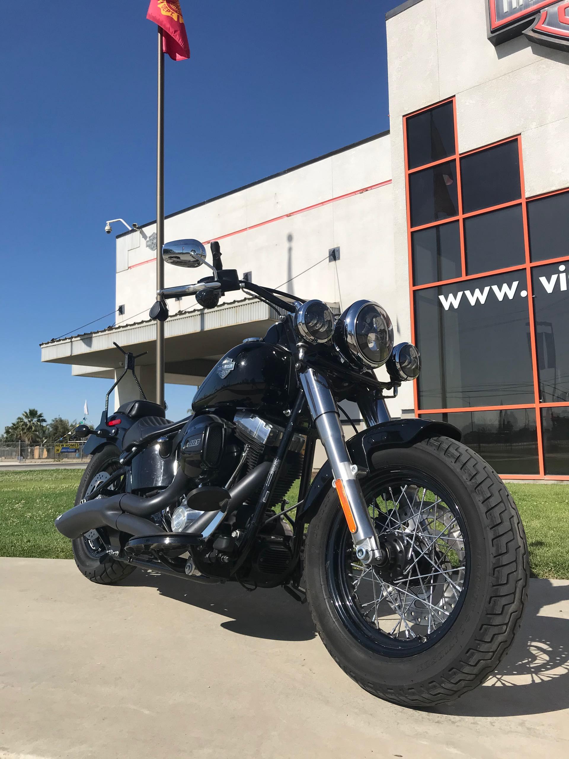 2017 Harley-Davidson Softail Slim at Visalia Harley-Davidson