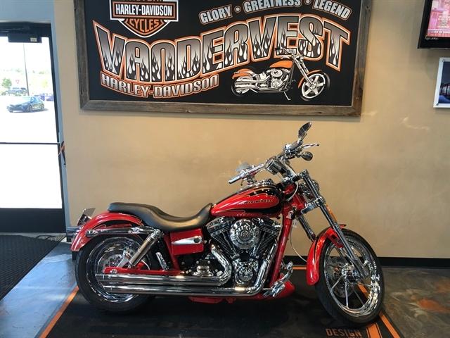 2007 Harley-Davidson Dyna Glide at Vandervest Harley-Davidson, Green Bay, WI 54303