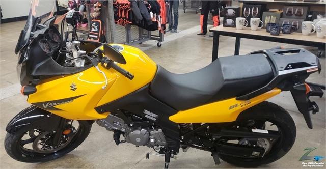 2008 Suzuki V-Strom 650 at Zips 45th Parallel Harley-Davidson