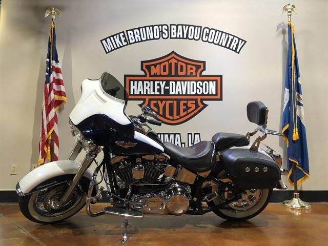 2006 Harley-Davidson Softail Deluxe at Mike Bruno's Bayou Country Harley-Davidson