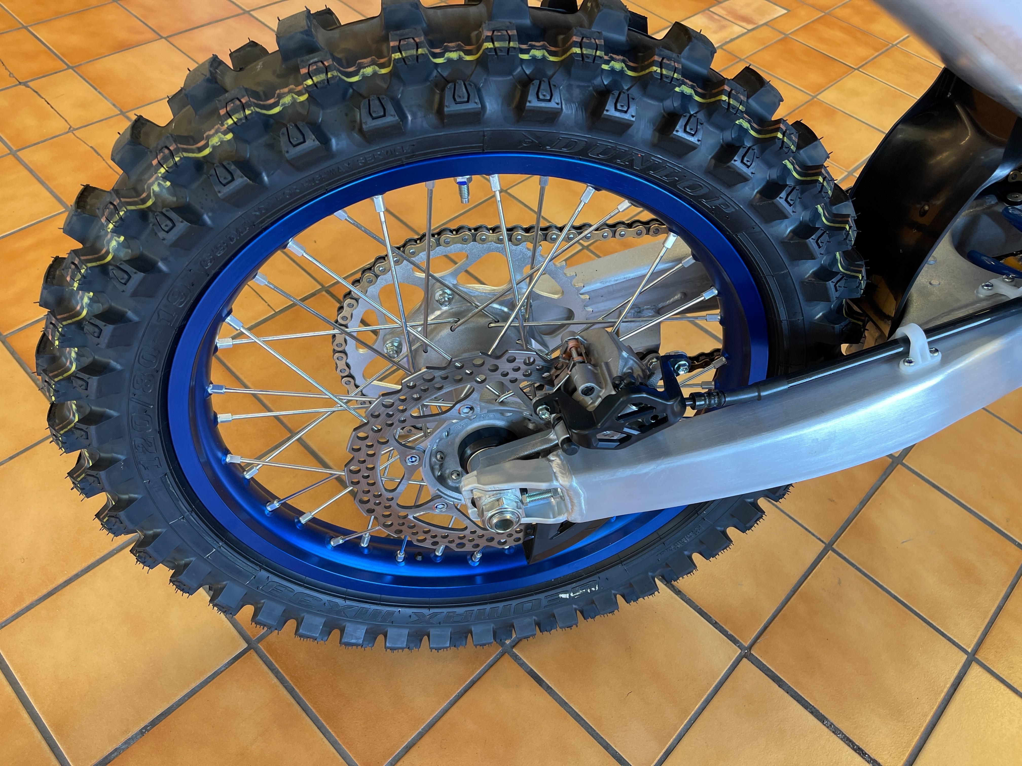 2022 Yamaha YZ 450F Monster Energy Yamaha Racing Edition at Bobby J's Yamaha, Albuquerque, NM 87110
