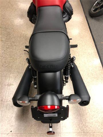 2019 MOTO GUZZI V7 III STONE V7 III STONE at Sloans Motorcycle ATV, Murfreesboro, TN, 37129
