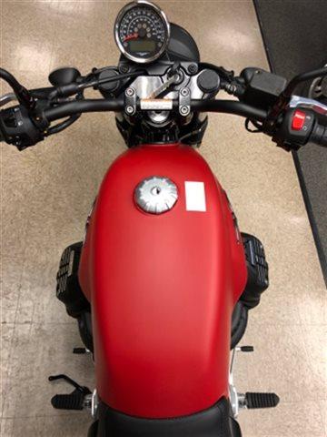 2019 Moto Guzzi V7 III Stone at Sloans Motorcycle ATV, Murfreesboro, TN, 37129