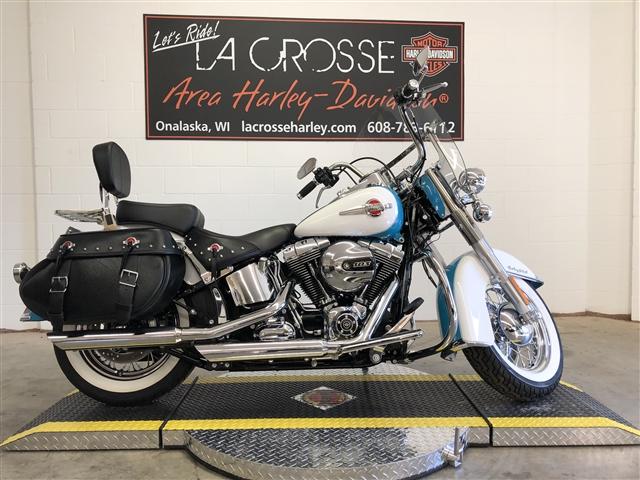 2016 Harley-Davidson Softail Heritage Softail Classic at La Crosse Area Harley-Davidson, Onalaska, WI 54650