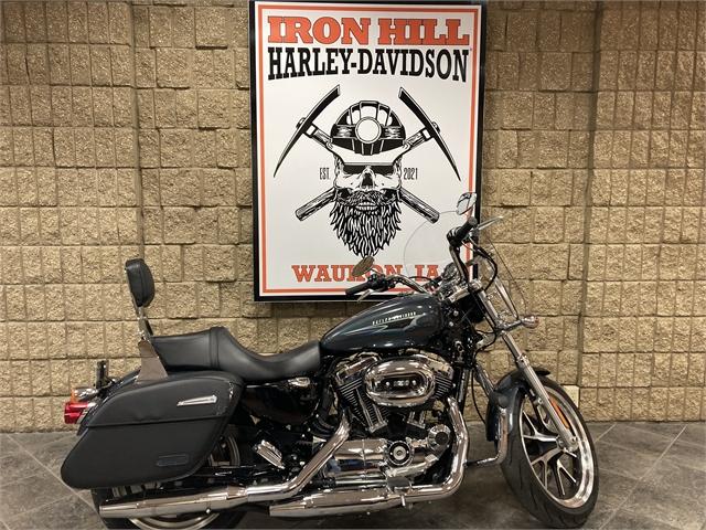 2015 Harley-Davidson Sportster SuperLow 1200T at Iron Hill Harley-Davidson