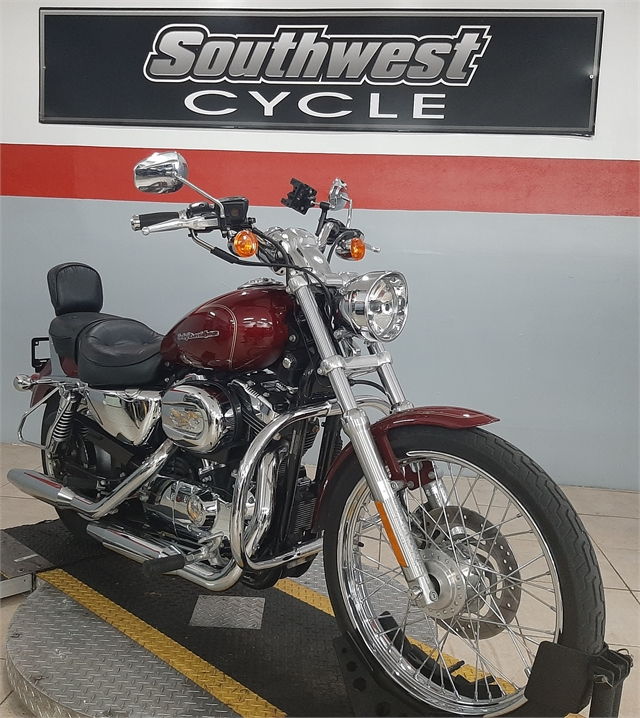 2005 Harley-Davidson Sportster 1200 Custom at Southwest Cycle, Cape Coral, FL 33909