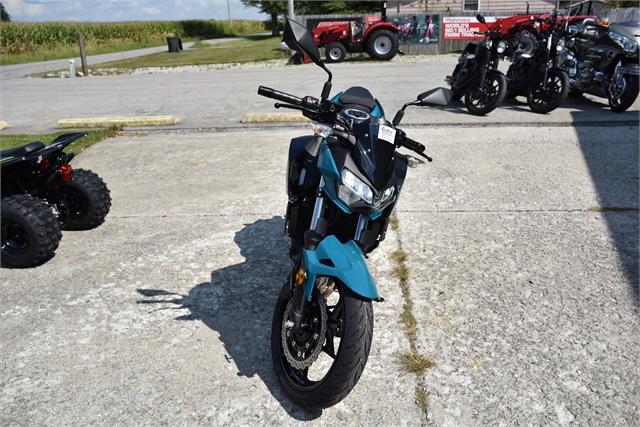 2021 Kawasaki Z400 ABS at Thornton's Motorcycle - Versailles, IN