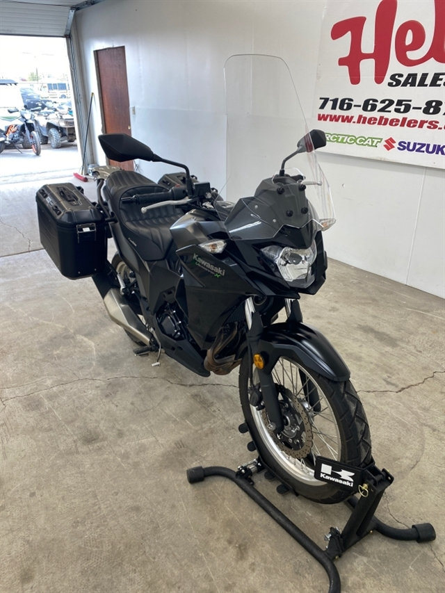 2018 Kawasaki Versys-X 300 at Hebeler Sales & Service, Lockport, NY 14094