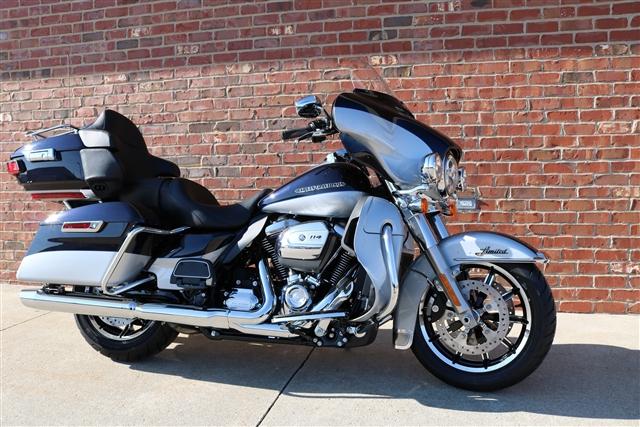 2019 Harley-Davidson Electra Glide Ultra Limited at Zylstra Harley-Davidson®, Ames, IA 50010
