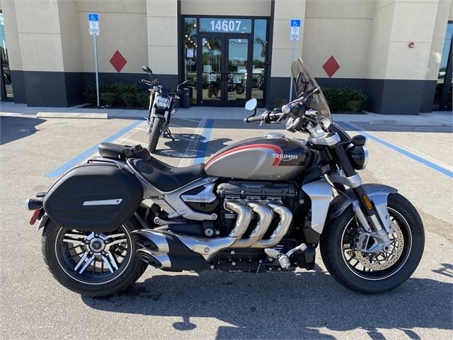 2021 Triumph Rocket 3 GT at Fort Myers
