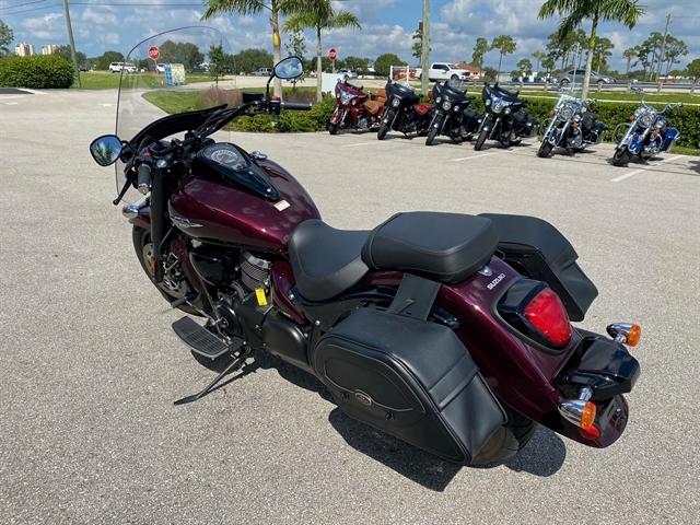 2015 Suzuki Boulevard C90 BOSS at Fort Myers
