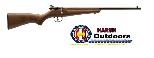 2018 Savage Arms Rascal Hardwood at Harsh Outdoors, Eaton, CO 80615