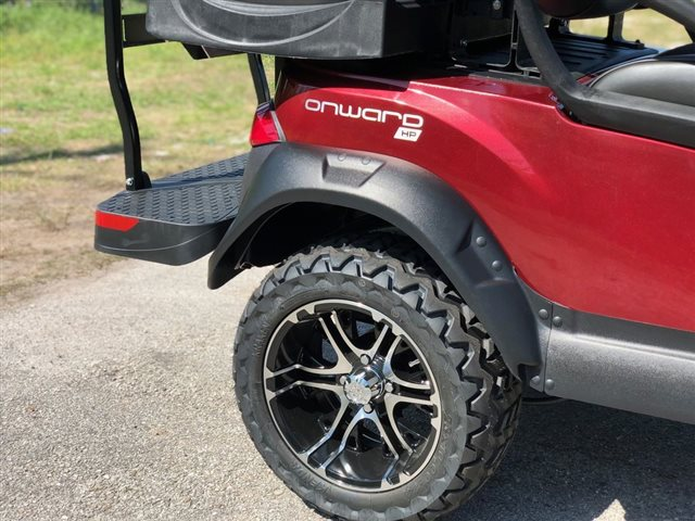 2021 Club Car Onward 6 Passenger - Lifted - Hp Electric at Powersports St. Augustine
