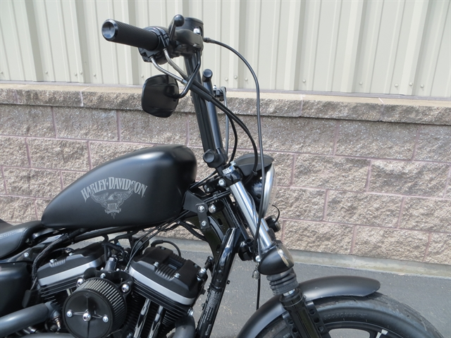 2017 Harley-Davidson Sportster Iron 883 at Copper Canyon Harley-Davidson