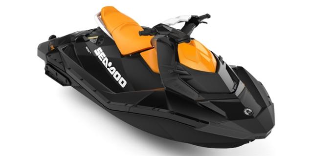 2019 Sea-Doo Spark 2-Up Rotax® 900 H.O. ACE™ at Hebeler Sales & Service, Lockport, NY 14094