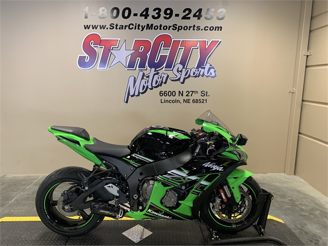 2016 Kawasaki Ninja ZX-10R ABS at Star City Motor Sports