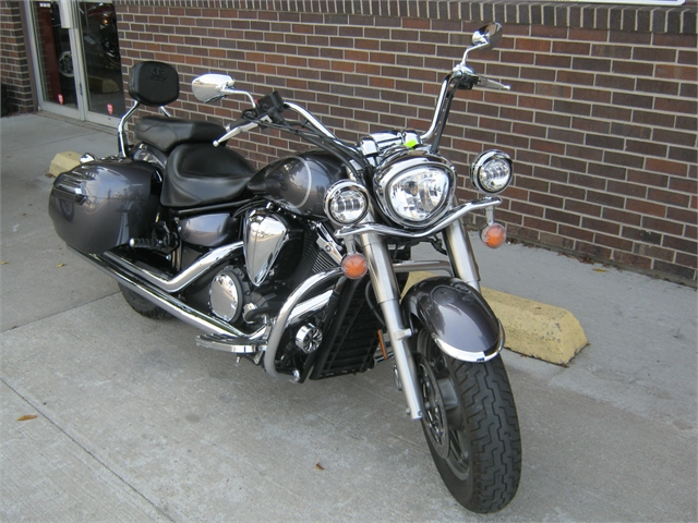 2014 Yamaha V-Star 1300 Deluxe at Brenny's Motorcycle Clinic, Bettendorf, IA 52722