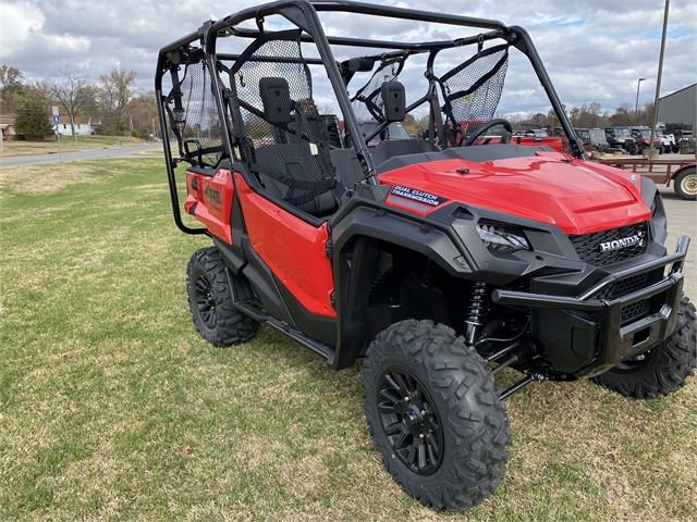 2021 Honda Pioneer 1000-5 Deluxe at Southern Illinois Motorsports