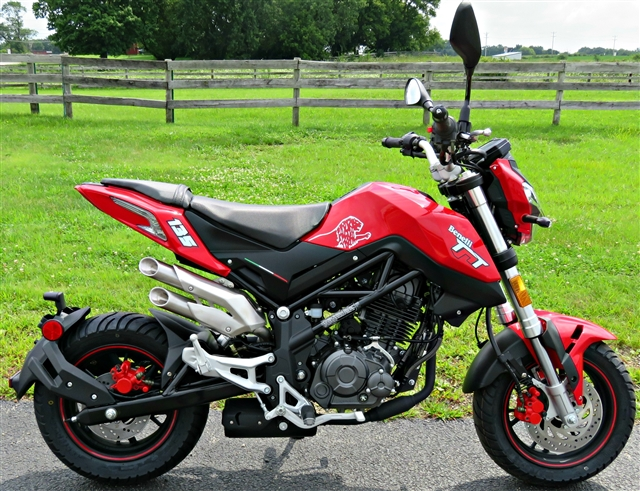 2019 Benelli TNT135 at Randy's Cycle, Marengo, IL 60152