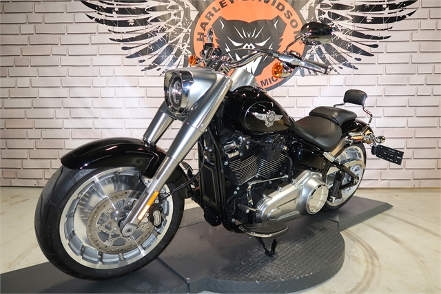 2018 Harley-Davidson Softail Fat Boy at Wolverine Harley-Davidson