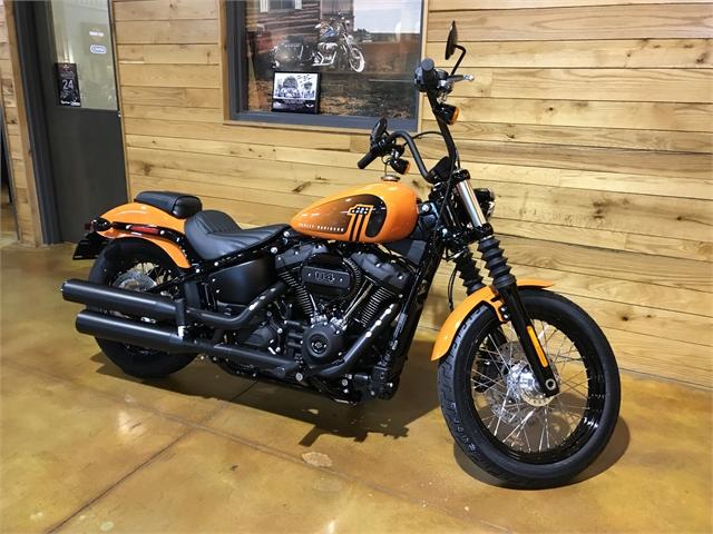 2021 Harley-Davidson Cruiser FXBBS Street Bob 114 at Thunder Road Harley-Davidson