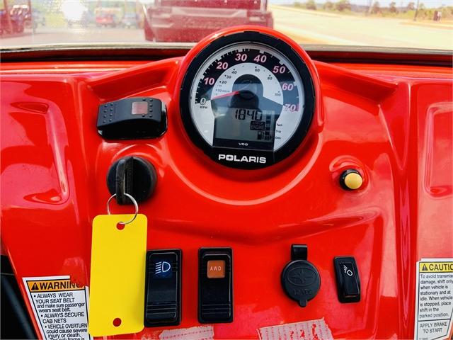 2008 Polaris Ranger RZR at Prairie Motor Sports