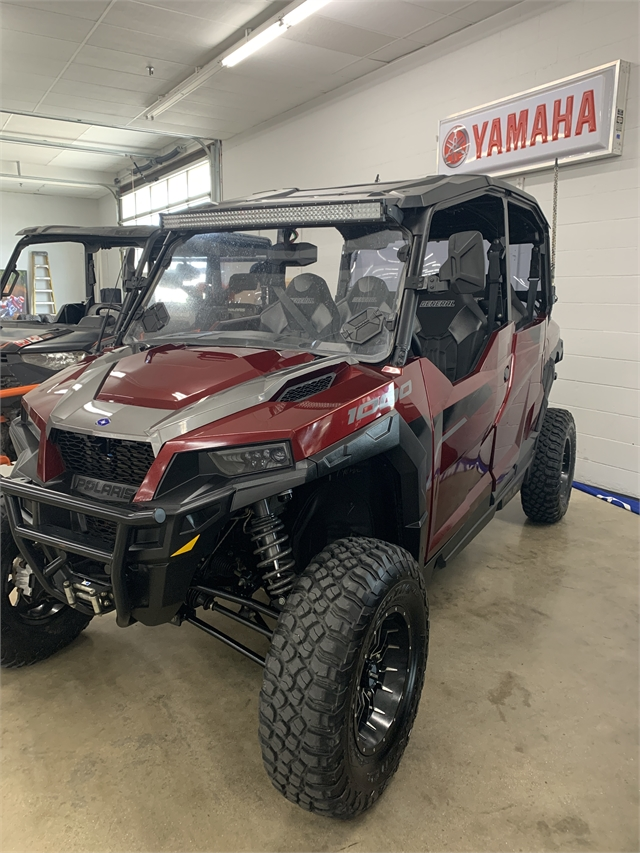 2021 Polaris GENERAL 4 1000 Deluxe at ATVs and More
