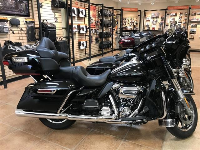2018 Harley-Davidson Electra Glide Ultra Limited at Lentner Cycle Co.