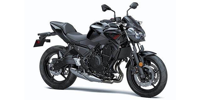 2020 Kawasaki Z650 ABS at Wild West Motoplex