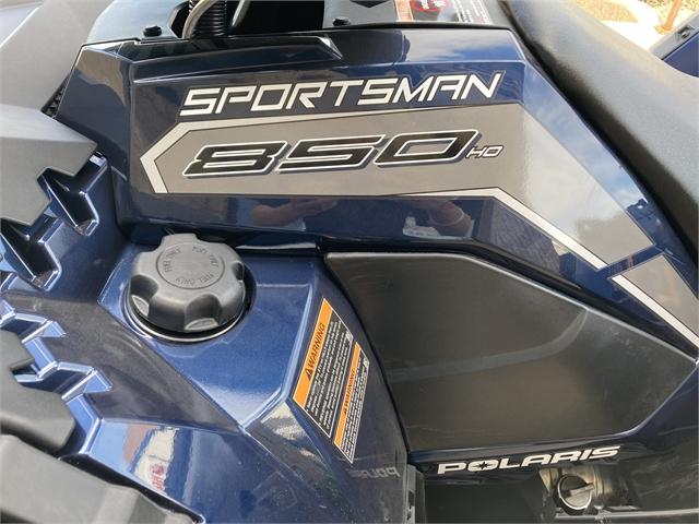 2021 Polaris Sportsman 850 Premium at Iron Hill Powersports