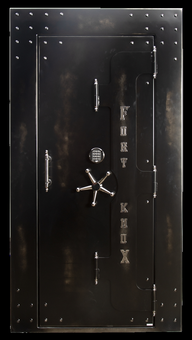2019 Fort Knox Vaults Vault Door at Harsh Outdoors, Eaton, CO 80615