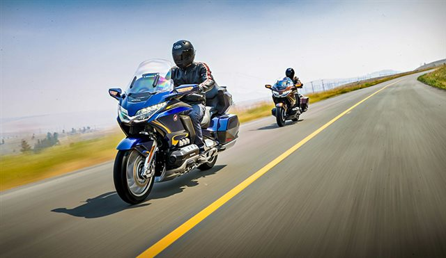 2018 Honda Gold Wing Tour at Wild West Motoplex