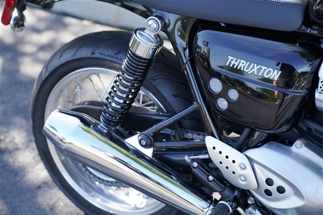 2018 Triumph Thruxton 1200 at Tampa Triumph, Tampa, FL 33614
