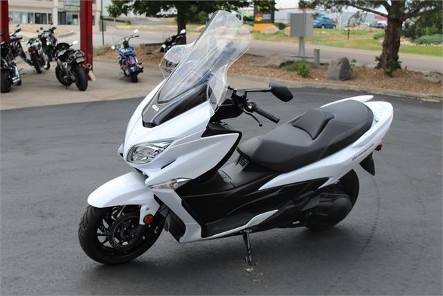 2018 Suzuki Burgman 400 ABS at Aces Motorcycles - Fort Collins