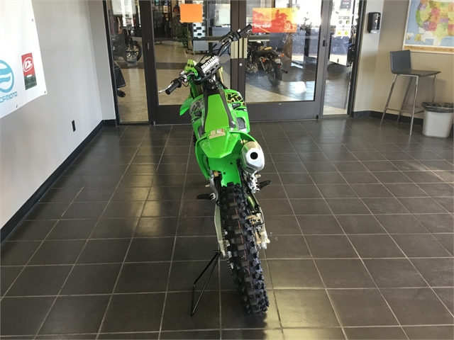 2021 Kawasaki KX KX450 at Champion Motorsports