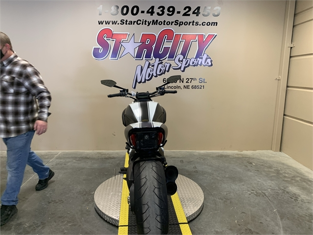 2015 Ducati Diavel Carbon at Star City Motor Sports