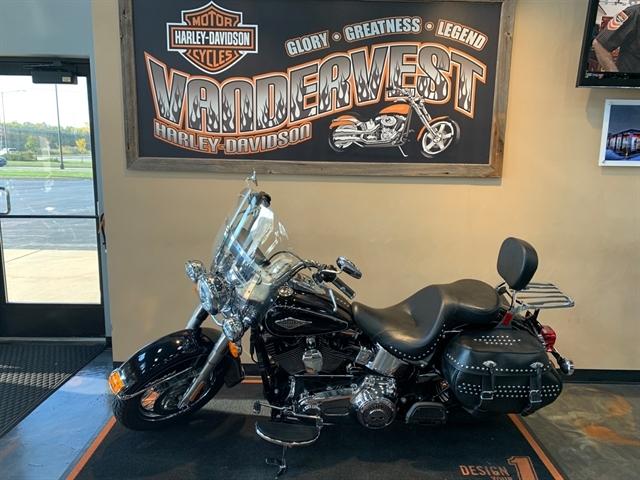 2012 Harley-Davidson Softail Heritage Softail Classic at Vandervest Harley-Davidson, Green Bay, WI 54303