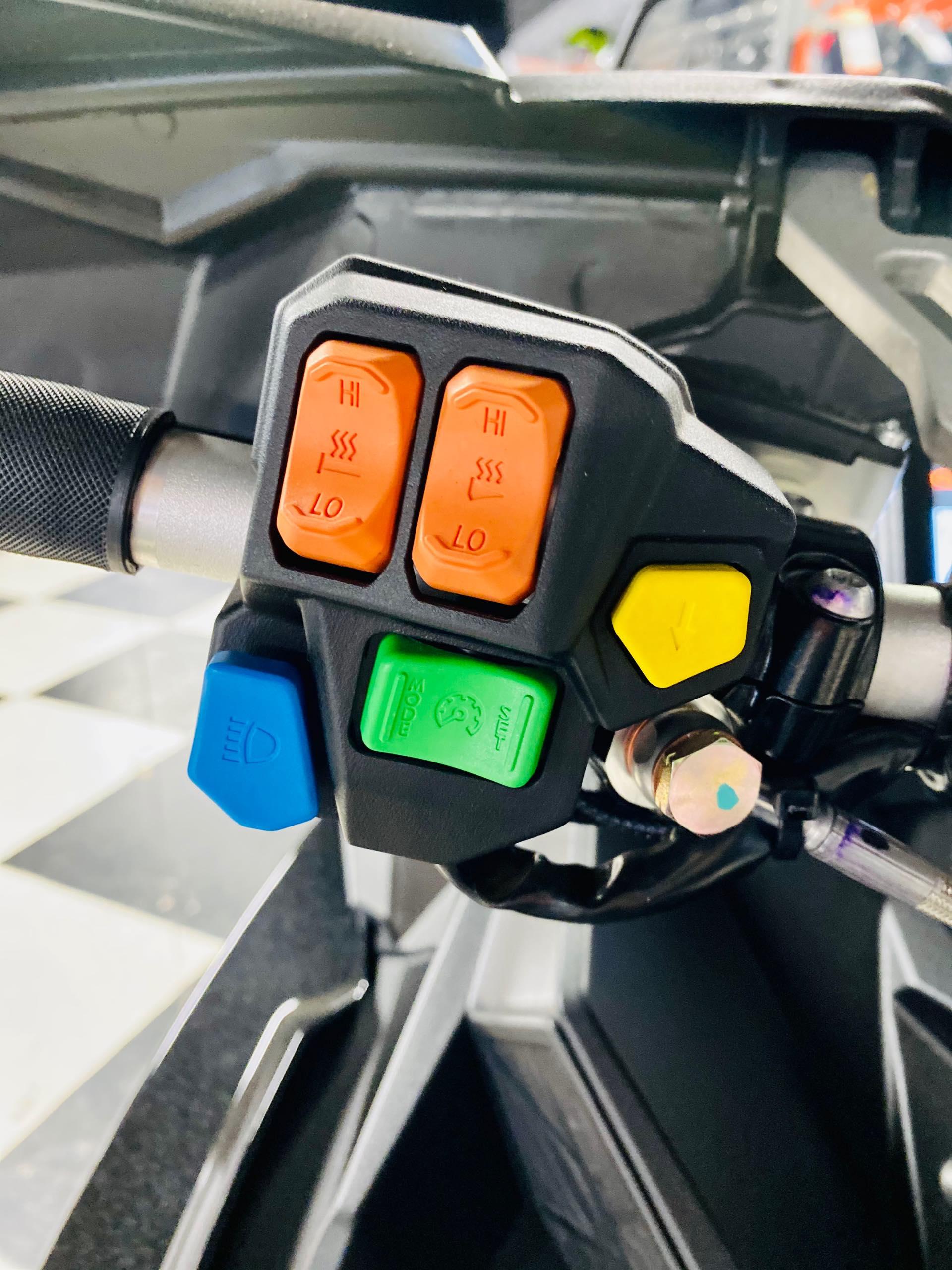 2020 Polaris INDY XC 137 800 at Rod's Ride On Powersports
