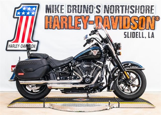 2018 Harley-Davidson Softail Heritage Classic 114 at Mike Bruno's Northshore Harley-Davidson