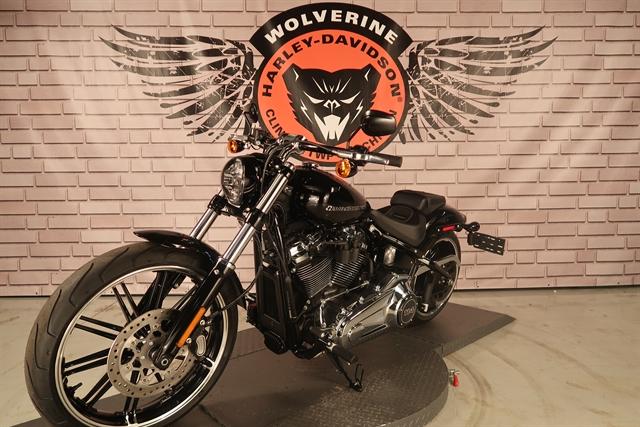 2020 Harley-Davidson Softail Breakout 114 at Wolverine Harley-Davidson