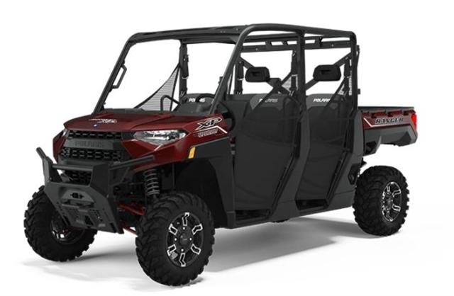 2021 Polaris Ranger 1000 Crew at Got Gear Motorsports